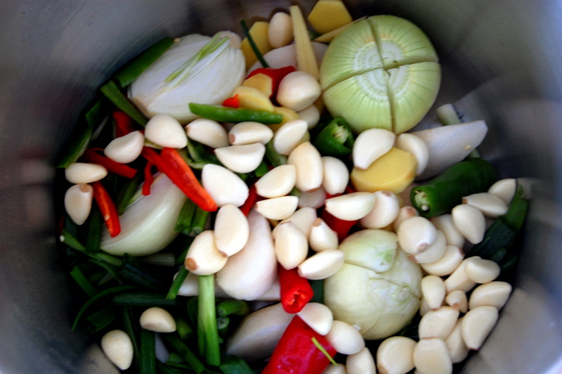 how to make winter kimchi
