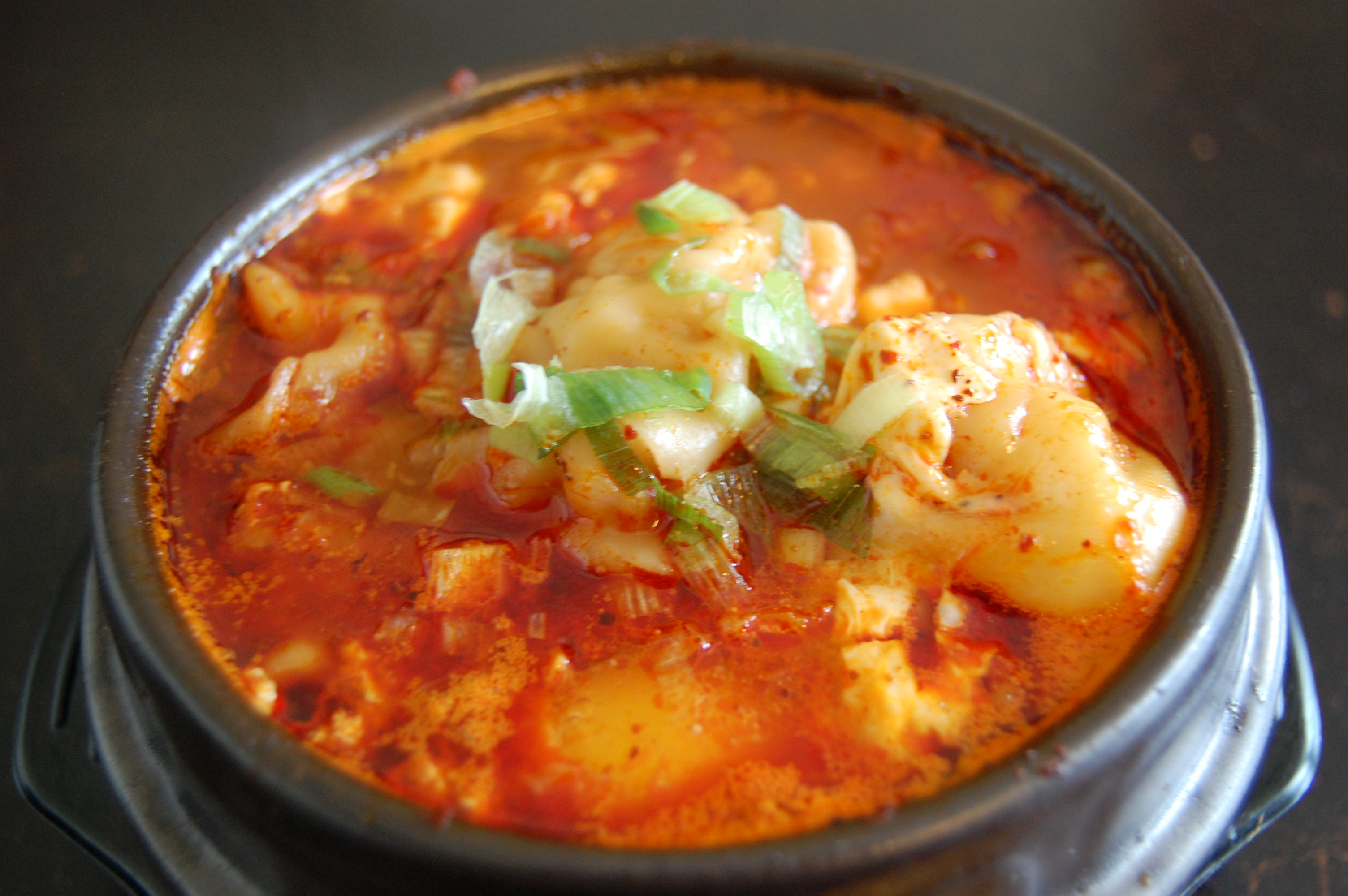 Sundubu Jjigae – 순두부찌개 (Soft/Silken Tofu Stew) Recipe ...